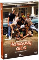 DVD Каждому своё / Everybody Wants Some!!