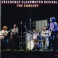 Audio CD Creedence clearwater revival. Concert
