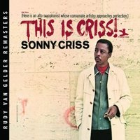 Audio CD Sonny Criss. This is Criss!