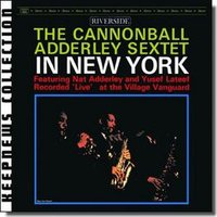 Audio CD Adderley Cannonball. In New York