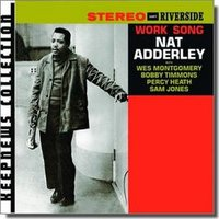 Audio CD Adderley Nat. Work Song