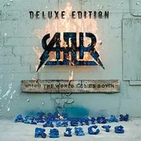 Audio CD The All-American Rejects. When The World Comes Down