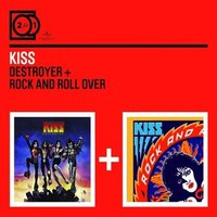 Audio CD Kiss. Destroyer/ Rock And Roll Over