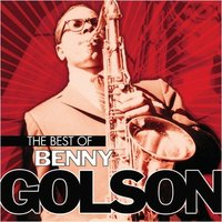 Audio CD Benny Golson. The best of