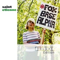 Audio CD Saint Etienne. Foxbase Alpha