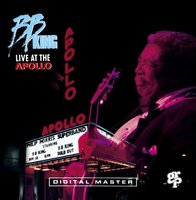 Audio CD B.B. King. Live At The Apollo