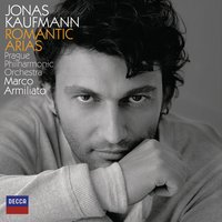 Audio CD Jonas Kaufmann. Romantic Arias
