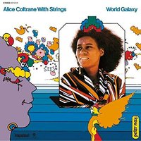 LP Alice Coltrane. World Galaxy (LP)