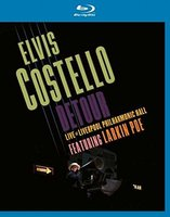 Blu-Ray Elvis Costello. Detour Live at Liverpool Philharmonic Hall