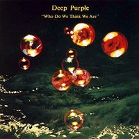 LP Deep Purple. Who Do We Think We Are (LP)