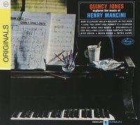 Quincy Jones. Explores The Music Of Henry Mancini (CD)