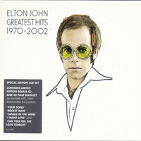 DVD + Audio CD Elton John. Greatest Hits