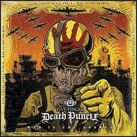 Five Finger Death Punch. War Is the Answer (LP)