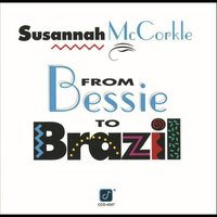 Audio CD Susannah McCorkle. From Bessie to Brazil