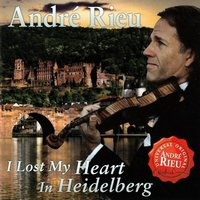 Audio CD Andre Rieu. I Lost My Heart In Heidelberg