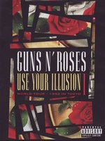 DVD Guns N` Roses. Use Your Illusion I