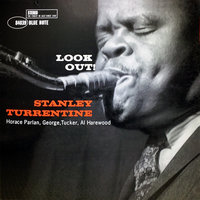 Audio CD Stanley Turrentine. Look Out!