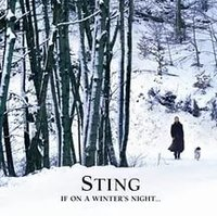 Sting. If On A Winter`s Night (Аудиокнига CD)