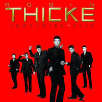 Audio CD Robin Thicke. Something Else