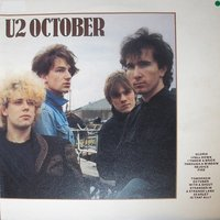 Audio CD U2. October
