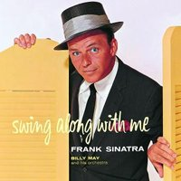 Audio CD Frank Sinatra. Swing Along With Me