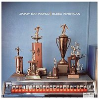 LP Jimmy Eat World. Bleed American (LP)