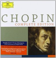 Audio CD Various Artists. Chopin Complete Edition