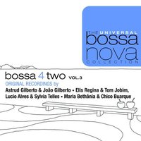 Audio CD Сборник. Bossa 4 Two