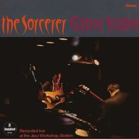LP Gabor Szabo. The Sorcerer (LP)