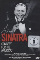 DVD Frank Sinatra. Concert For The Americas