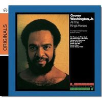 Audio CD Jr. Grover Washington. All The King's Horses