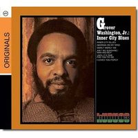 Audio CD Jr. Grover Washington. Inner City Blues