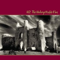 Audio CD U2. The Unforgettable Fire (rem)