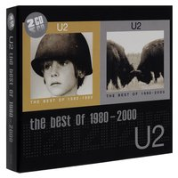 Audio CD U2. The Best Of 1980-2000