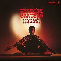 LP Pharoah Sanders. Karma (LP)