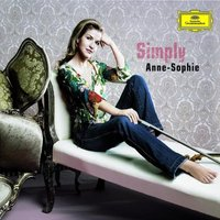DVD + Audio CD Anne-Sophie Mutter. Simply Anne-Sophie