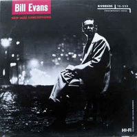 Audio CD Bill Evans. New Jazz Conceptions