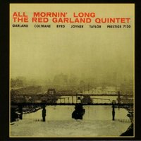 Audio CD Red Garland. All Morning' Long