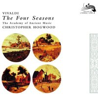 Audio CD Christopher Hogwood. Vivaldi: The Four Seasons