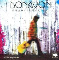 Audio CD Frankenreiter Donavon. Move By Yourself
