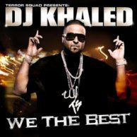 Audio CD DJ Khaled. We The Best
