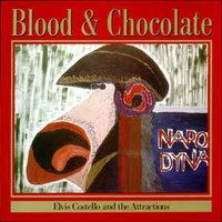 Audio CD Elvis Costello. Blood And Chocolate