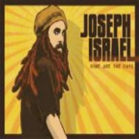 Audio CD Joseph Israel. Gone Are The Days