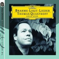 Audio CD Thomas Quasthoff, Brahms, Liszt. Lieder