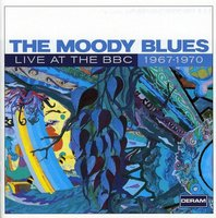Audio CD The Moody Blues. The BBC Sessions 1967-1970