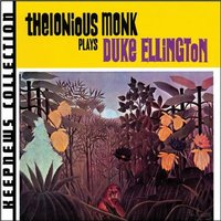 Audio CD Thelonious Monk. Plays Duke Ellington (Keepnews Collection)