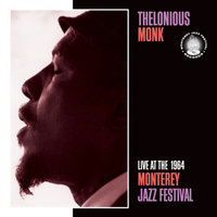 Audio CD Thelonious Monk. Live At The 1964 Monterey Jazz Festival