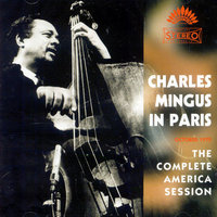 Audio CD Charles Mingus. In Paris - The Complete America Session