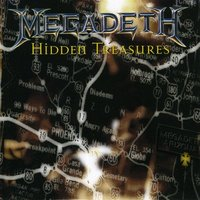 Audio CD Megadeth. Hidden Treasures