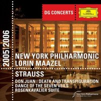 Audio CD Lorin Maazel. Strauss: Don Juan, Death And Transfiguration, Dan